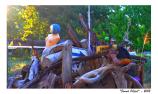 Found Object (Kurt's Pile) 2012